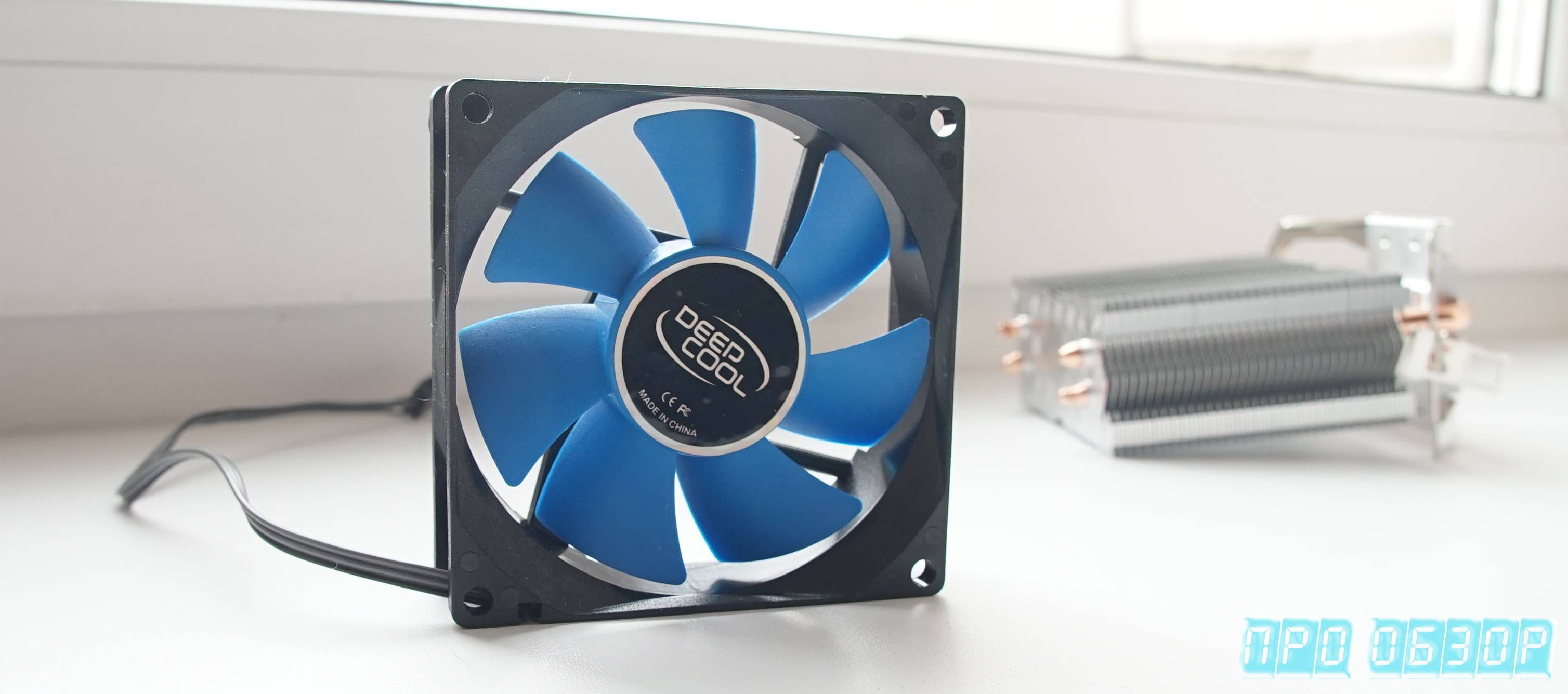 DEEPCOOL Ice Edge Mini FS - Маленький да удаленький